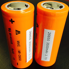 IMR 26650 3500mAH Rechargeable Battery